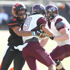 Princeton University football vs. Colgate, Princeton, NJ, October 10, 2015.