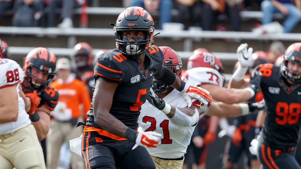 Jeremiah Tyler Named Ivy League Defensive Player of the ...